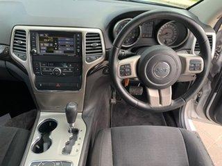 2013 Jeep Grand Cherokee WK MY2013 Laredo Silver 5 Speed Sports Automatic Wagon
