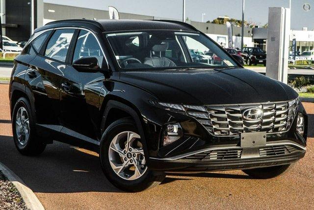 New Hyundai Tucson NX4.V1 MY22 2WD Oakleigh, 2021 Hyundai Tucson NX4.V1 MY22 2WD Black 6 Speed Automatic Wagon