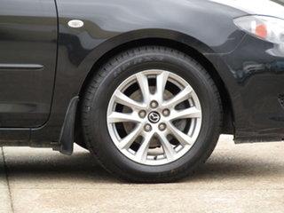 2004 Mazda 3 BK10F1 Neo Agate Black 5 Speed Manual Sedan