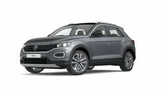 2021 Volkswagen T-ROC A1 MY21 110TSI Style Grey 8 Speed Sports Automatic Wagon.