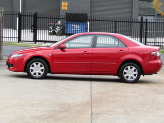 2006 Mazda 6 GG1032 Limited Absolute Red 6 Speed Manual Sedan