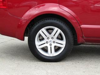 2006 Ford Territory SY Ghia AWD Seduce 6 Speed Sports Automatic Wagon