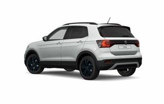 2021 Volkswagen T-Cross C1 MY21 85TSI DSG FWD CityLife White 7 Speed Sports Automatic Dual Clutch.