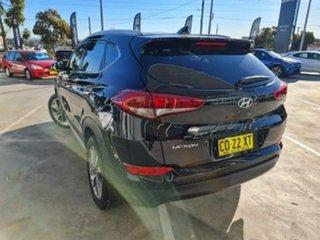 2017 Hyundai Tucson TLe MY17 Elite D-CT AWD Black 7 Speed Sports Automatic Dual Clutch Wagon.
