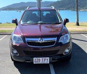 2013 Holden Captiva CG MY13 5 AWD Automatic.
