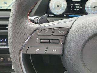 2021 Hyundai Sonata DN8.V1 MY21 N Line DCT White 8 Speed Sports Automatic Dual Clutch Sedan