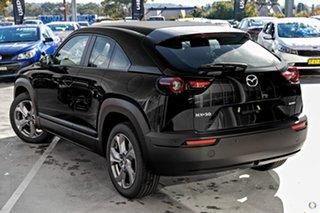 2021 Mazda MX-30 DR2W7A G20e SKYACTIV-Drive Evolve Black 6 Speed Sports Automatic Wagon