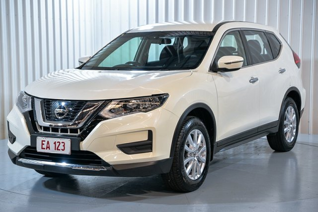 Used Nissan X-Trail T32 ST X-tronic 2WD Hendra, 2017 Nissan X-Trail T32 ST X-tronic 2WD White 7 Speed Constant Variable Wagon