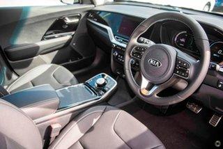 2021 Kia Niro DE 21MY EV 2WD Sport Blue 1 Speed Reduction Gear Wagon