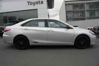 2017 Toyota Camry ASV50R RZ Silver Pearl 6 Speed Sports Automatic Sedan.