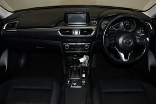 2014 Mazda 6 GJ1031 MY14 Sport SKYACTIV-Drive Soul Red 6 Speed Sports Automatic Wagon