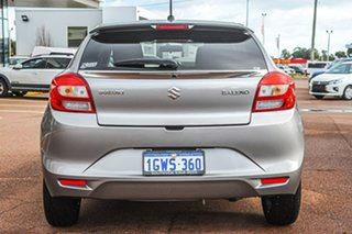 2019 Suzuki Baleno EW GLX Silver 4 Speed Automatic Hatchback