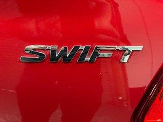 2019 Suzuki Swift AZ GL Navigator Red 1 Speed Constant Variable Hatchback