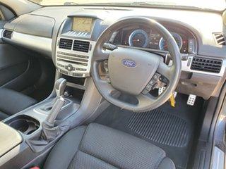 2011 Ford Falcon FG XR6 Turbo 6 Speed Sports Automatic Sedan.