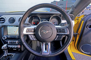 2017 Ford Mustang FM 2017MY GT Fastback SelectShift Yellow 6 Speed Sports Automatic Fastback