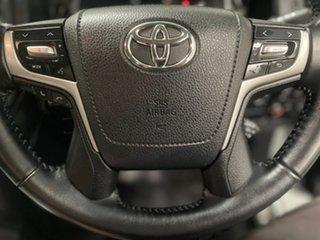 2020 Toyota Landcruiser VDJ200R VX Silver 6 Speed Sports Automatic Wagon