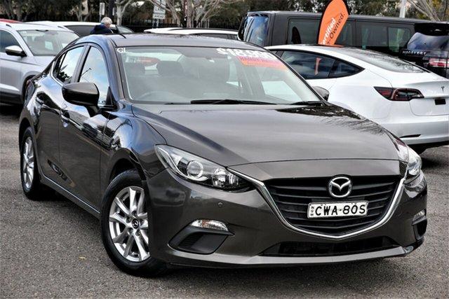 Used Mazda 3 BM5478 Maxx SKYACTIV-Drive Phillip, 2014 Mazda 3 BM5478 Maxx SKYACTIV-Drive Grey 6 Speed Sports Automatic Hatchback