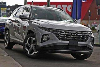 2021 Hyundai Tucson NX4.V1 MY22 Highlander D-CT AWD Silver 7 Speed Sports Automatic Dual Clutch.