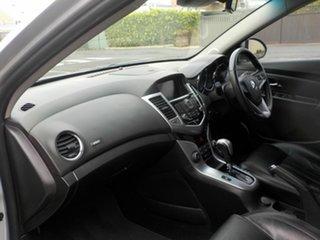 2012 Holden Cruze JH MY12 SRi V Silver 6 Speed Automatic Hatchback