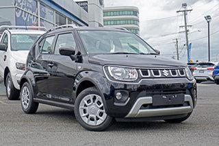 2021 Suzuki Ignis MF Series II GL Black 1 Speed Constant Variable Hatchback.