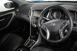 2016 Hyundai i30 GD4 Series 2 Active X Blue 6 Speed Automatic Hatchback