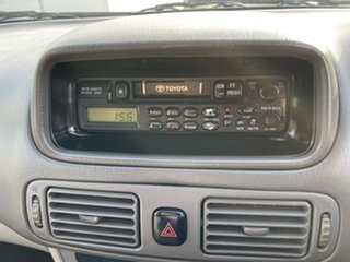 1998 Toyota Corolla AE112R Conquest Red 5 Speed Manual Liftback