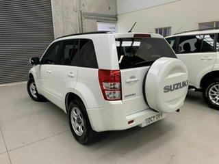 2010 Suzuki Grand Vitara JB MY09 White 4 Speed Automatic Wagon