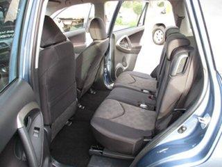 2009 Toyota RAV4 Blue 5 Speed Manual Wagon