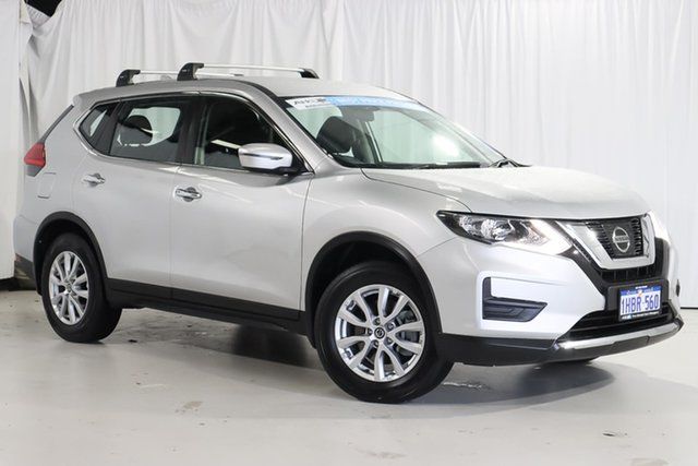 Used Nissan X-Trail T32 Series II ST X-tronic 2WD Wangara, 2019 Nissan X-Trail T32 Series II ST X-tronic 2WD Silver 7 Speed Constant Variable Wagon