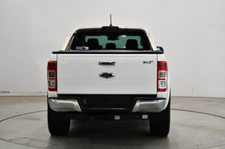 2019 Ford Ranger PX MkIII 2019.75MY XLT White 10 Speed Sports Automatic Double Cab Pick Up