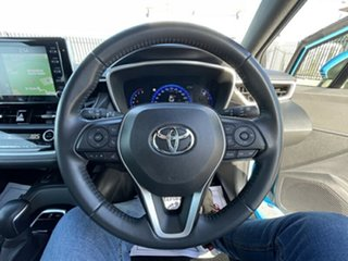 2019 Toyota Corolla Mzea12R ZR Blue 10 Speed Constant Variable Hatchback