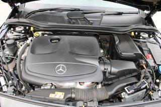 2018 Mercedes-Benz A-Class W176 808+058MY A180 D-CT Black 7 Speed Sports Automatic Dual Clutch