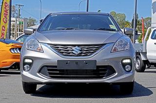 2021 Suzuki Baleno EW Series II GL Silver 5 Speed Manual Hatchback.