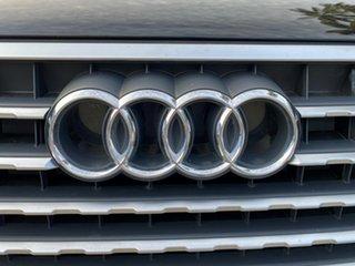 2018 Audi Q7 4M MY18 3.0 TDI Quattro (160kW) Black 8 Speed Automatic Tiptronic Wagon