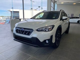 2021 Subaru XV G5X MY21 2.0i Premium Lineartronic AWD Crystal White 7 Speed Constant Variable Wagon.