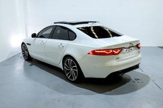 2016 Jaguar XF X260 MY16 25t Portfolio White 8 Speed Sports Automatic Sedan