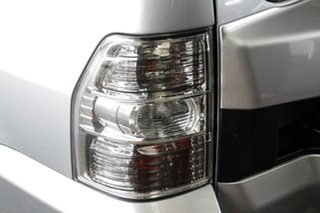2017 Mitsubishi Pajero NX MY17 GLX LWB (4x4) Silver 5 Speed Auto Sports Mode Wagon