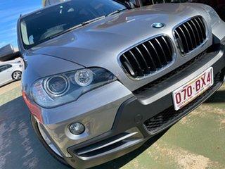 2009 BMW X5 E70 MY10 xDrive30d Steptronic 6 Speed Sports Automatic Wagon.
