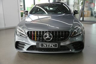 2020 Mercedes-Benz C-Class C205 800+050MY C43 AMG 9G-Tronic 4MATIC Grey 9 Speed Sports Automatic
