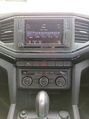 2020 Volkswagen Amarok 2H MY21 TDI580 4MOTION Perm W580S Deep Black Pearl Effect 8 Speed Automatic