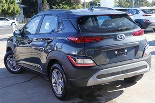 2021 Hyundai Kona Os.v4 MY21 2WD Grey 8 Speed Constant Variable Wagon.