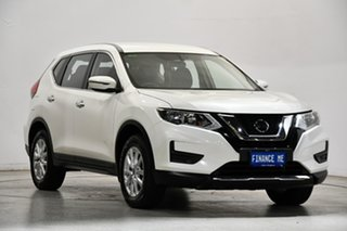 2019 Nissan X-Trail T32 Series II ST X-tronic 2WD White 7 Speed Constant Variable Wagon.
