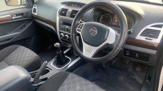 2015 Foton Tunland P201 MY15 (4x2) White 5 Speed Manual Dual Cab Utility