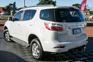 2015 Holden Colorado 7 RG MY15 LT White 6 Speed Sports Automatic Wagon.