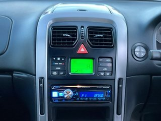 2006 Holden Crewman Thunder - SS Light Blue Automatic Dual Cab Utility