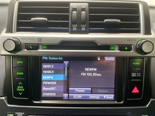 2014 Toyota Landcruiser Prado KDJ150R MY14 VX White 5 Speed Sports Automatic Wagon