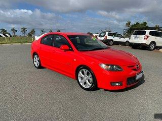 2007 Mazda 3 BK MY06 Upgrade SP23 6 Speed Manual Sedan.