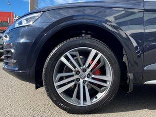 2018 Audi Q5 FY MY18 2.0 TFSI Quattro Sport Moonlight Blue 7 Speed Auto S-Tronic Wagon.