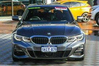 2019 BMW 3 Series G20 330i Steptronic M Sport Grey 8 Speed Sports Automatic Sedan