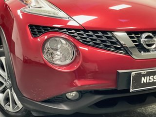 2017 Nissan Juke F15 Series 2 ST X-tronic 2WD Red 1 Speed Constant Variable Hatchback.
